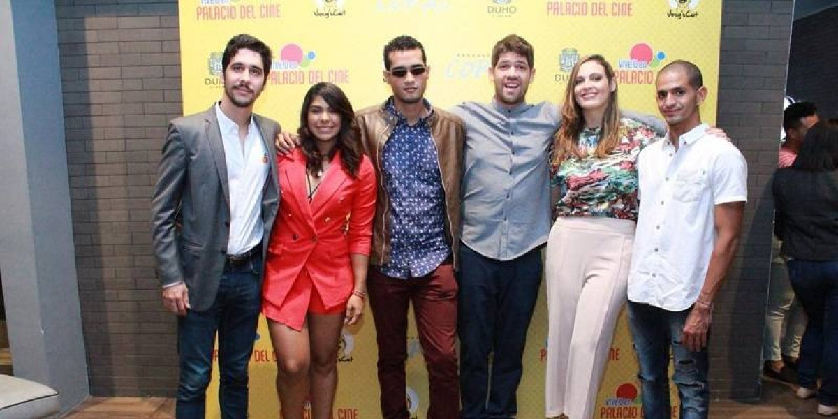 """#TeVimosEn: Producciones Coral presenta elenco de la película """"Un 4to de Josué"""""""