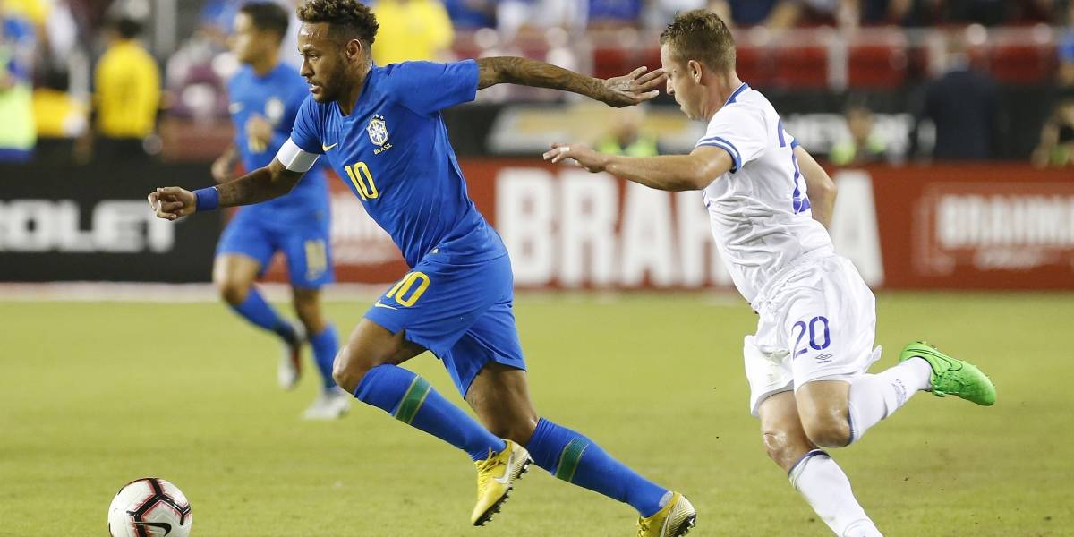 CBF confirma amistoso da seleção brasileira com o Uruguai em novembro