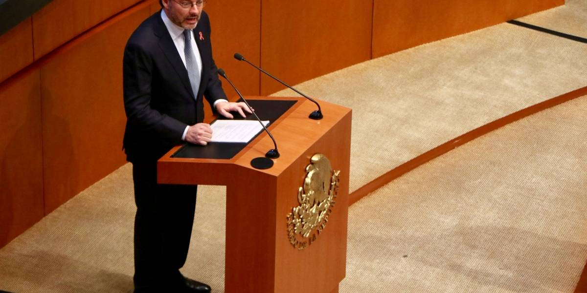 Videgaray destaca logros de México y negociaciones del USMCA