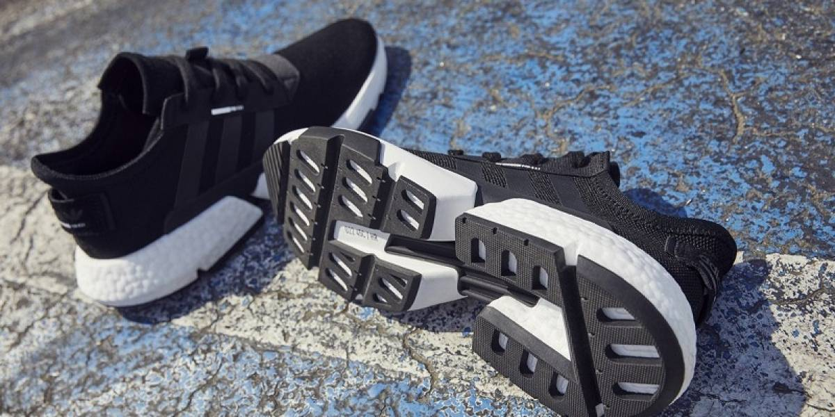 Adidas Originals muestra nueva zaptilla P.O.D. System