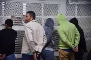 Guardias del SP capturados