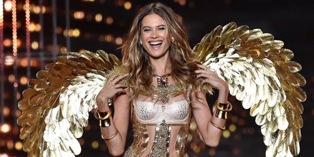 Behati Prinsloo será de nuevo un ángel en el Victoria's Secret Fashion Show