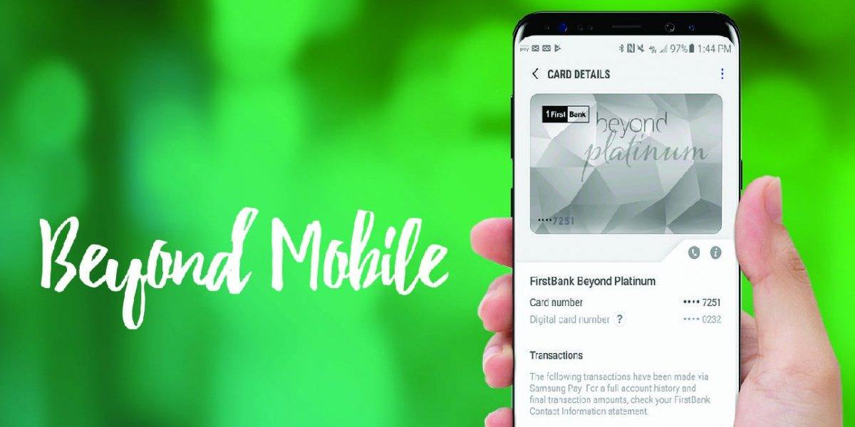 Firstbank anuncia Beyond Mobile y servicio de alertas de fraude