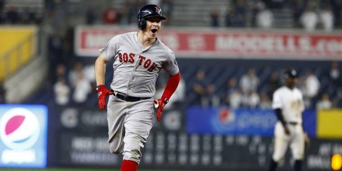 Boston humilla a Yankees, Dodgers logran boleto y Astros barren su serie sobre Indios