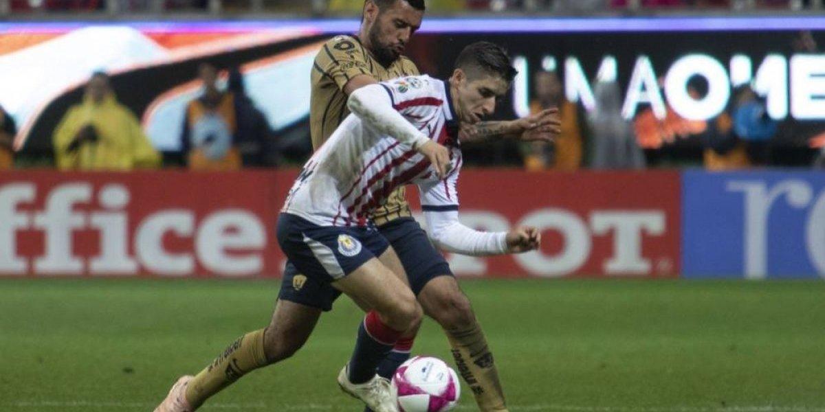 Chivas buscará por fin un triunfo contra Pumas