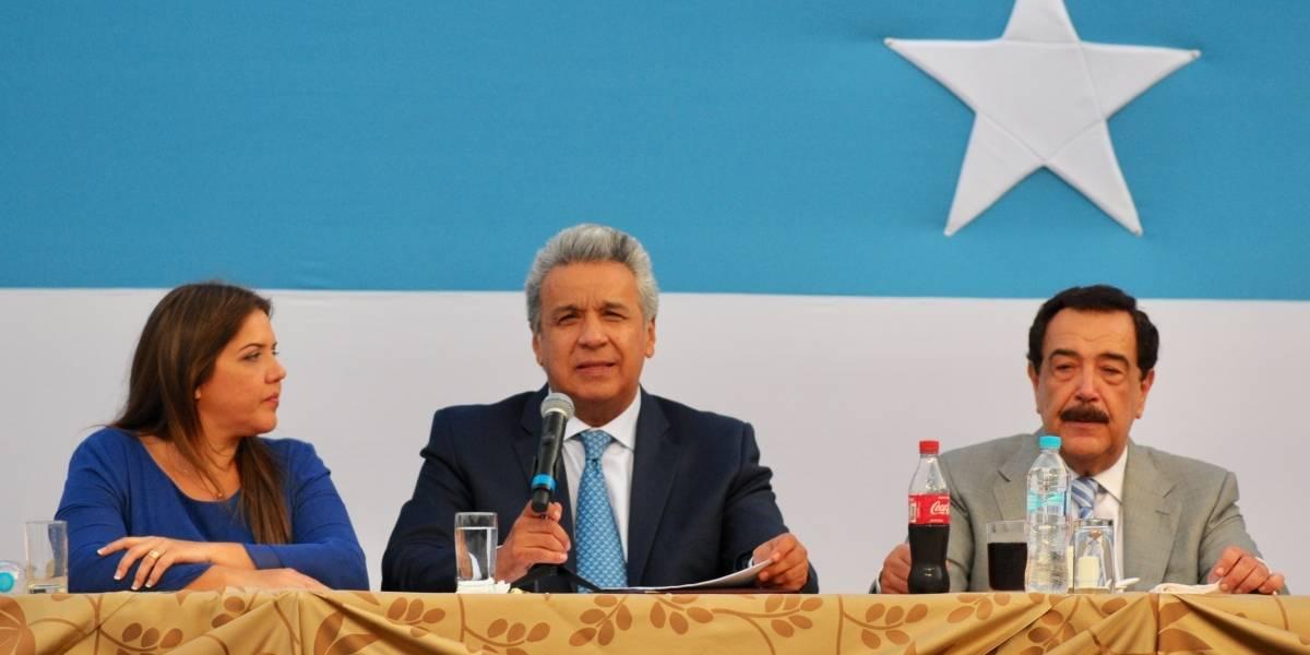 Lenín Moreno anunció que construirá un tren playero desde Daule a Manta