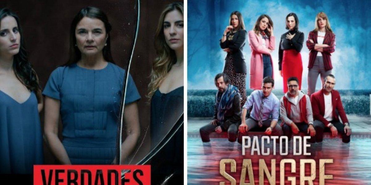 """El nuevo """"Zar"""" de las teleseries que la rompe en Mega y Canal 13"""