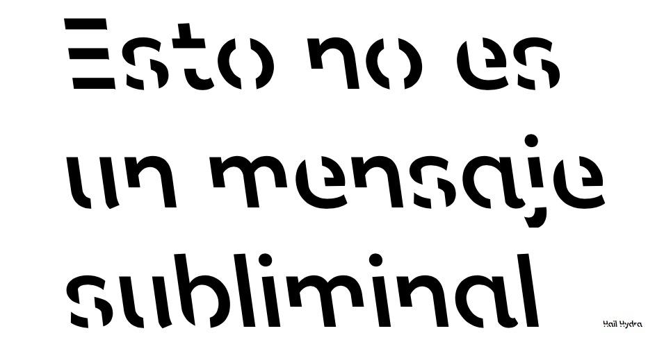 Sans Forgetica, la tipografía que te ayudará a recordar lo que leas
