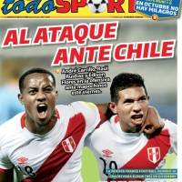 Las portadas de Perú