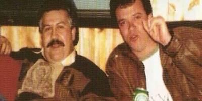 Popeye y Pablo Escobar