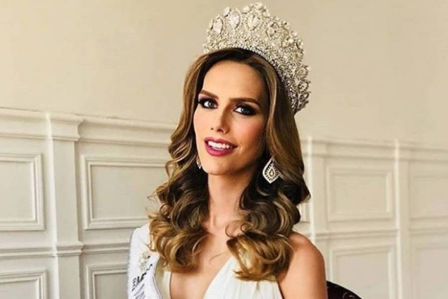 76a6a18ad1c Farándula  ¡Así se ve Miss España en traje de baño!