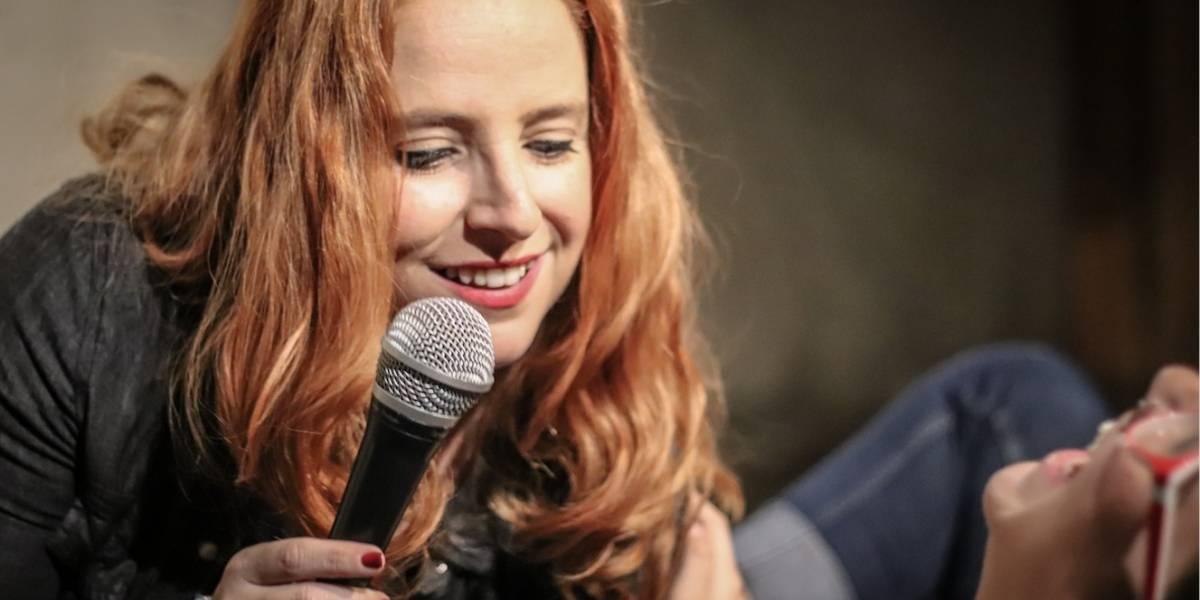 """Bernardita Ruffinelli presenta """"Complices"""" en Teatro Mori junto a otros destacados comediantes"""