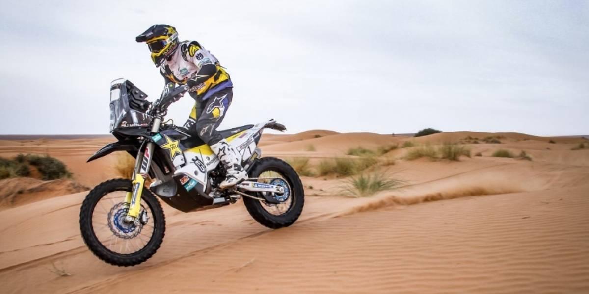 Pablo Quintanilla finalizó 4º en Marruecos y se quedó con el subcampeonato mundial de Rally Cross Country