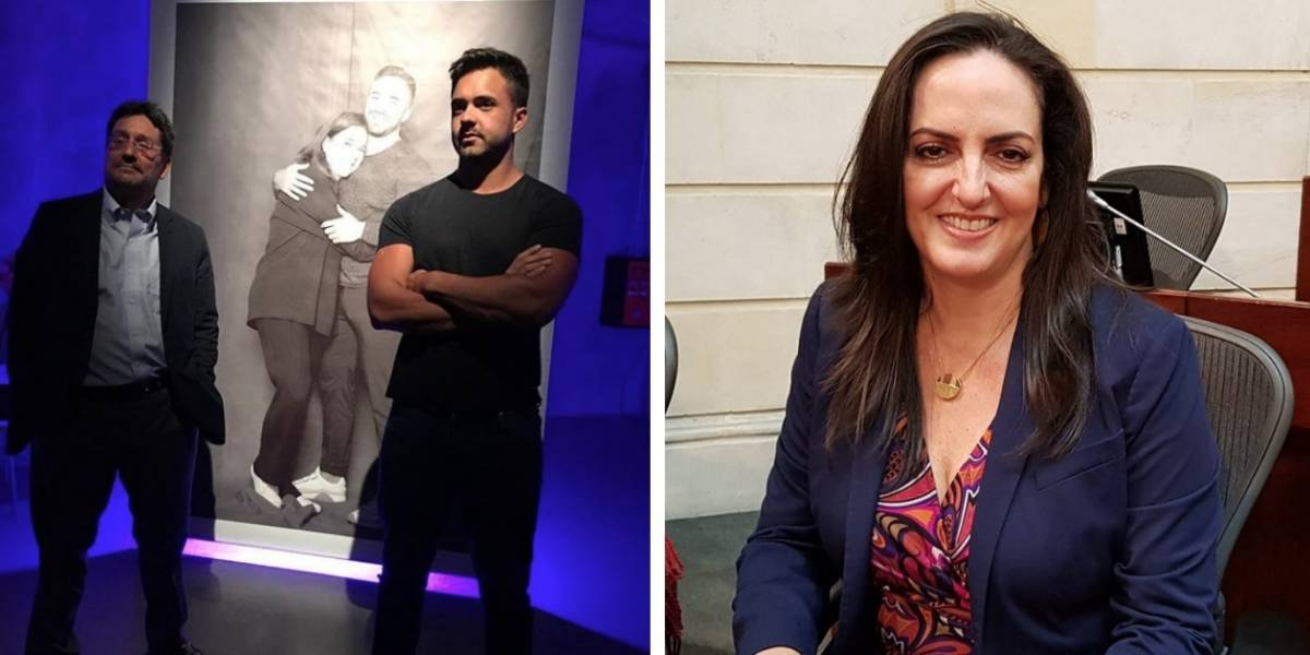 ¡Uy! El fuerte comentario de María Fernanda Cabal contra hijo de 'Pacho Santos'