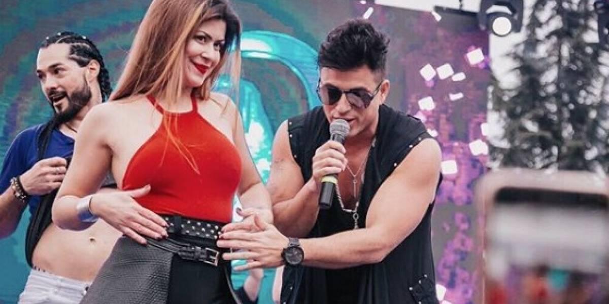 """Vivi Rodríguez responde a Daniela Aránguiz por criticas a su atuendo en el regreso de """"Mekano"""": """"Soy una mujer libre"""""""