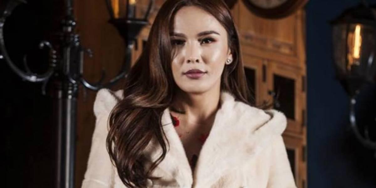 ¡Así se ve Miss Mongolia en traje de baño!