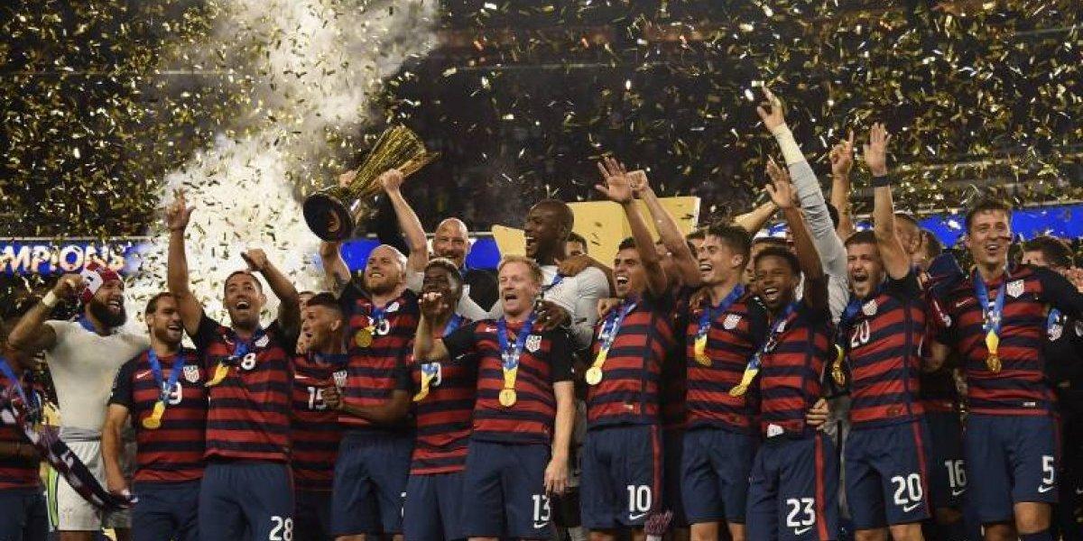 Concacaf anuncia sedes y fechas de la Copa Oro 2018