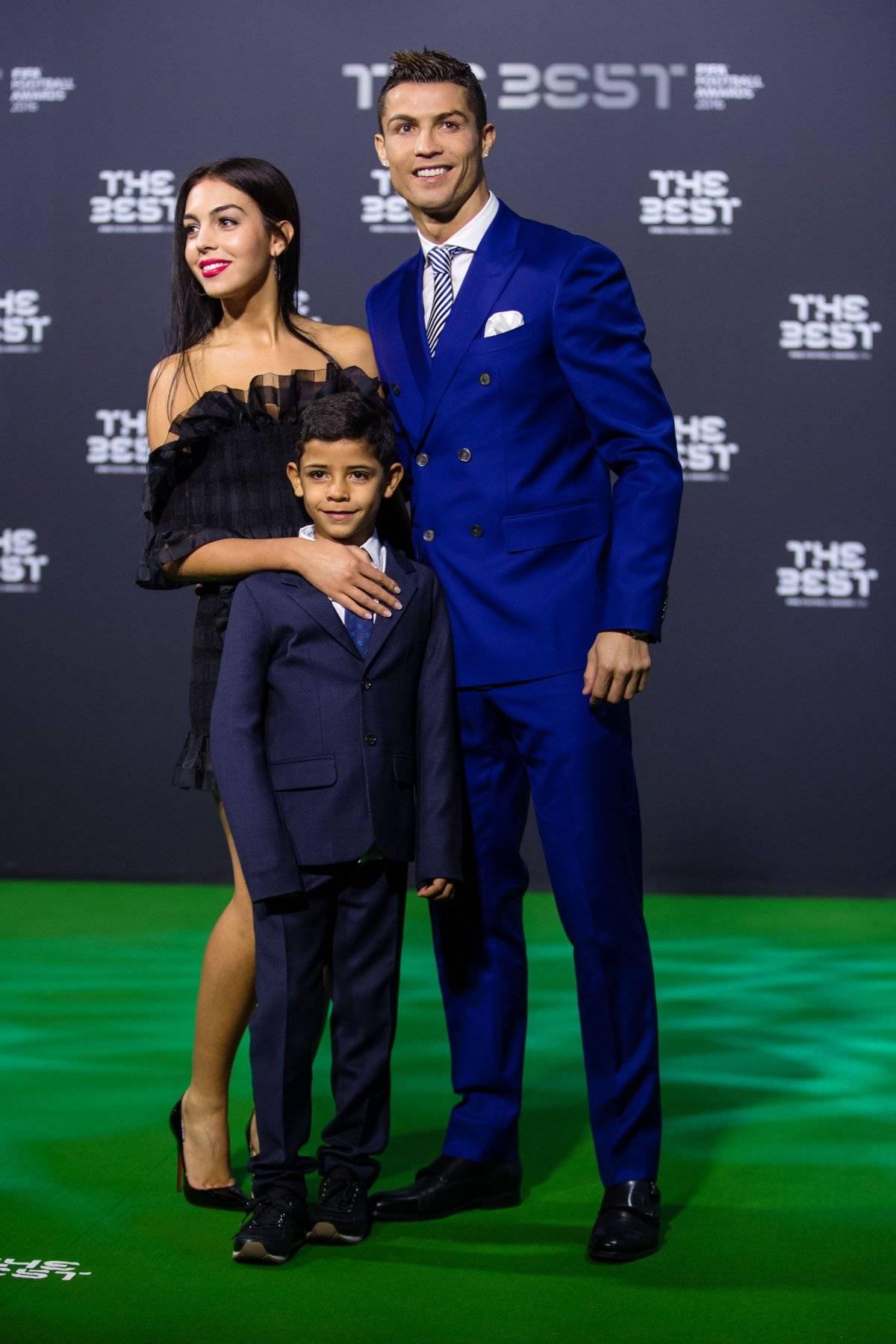La familia de Cristiano junto a Georgina Rodríguez pasa uno días de descanso |GETTY IMAGES