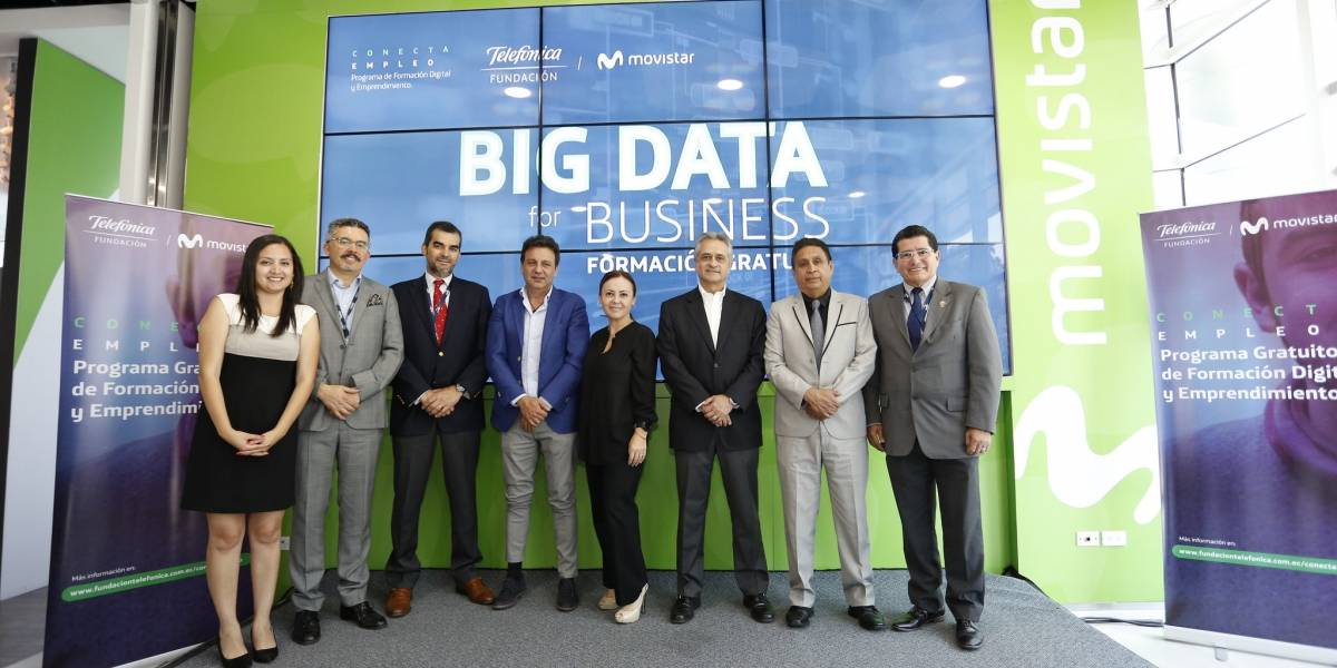60 universitarios se capacitarán en Big Data for Business