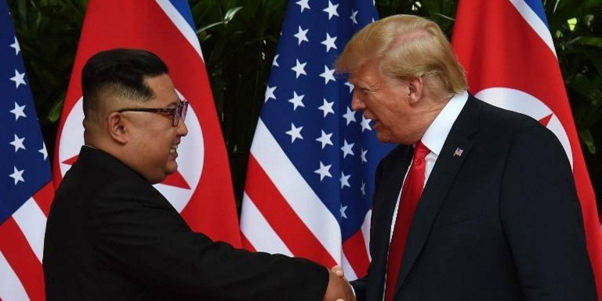 Trump revela nuevos detalles sobre su inminente segunda cumbre con Kim Jong-un