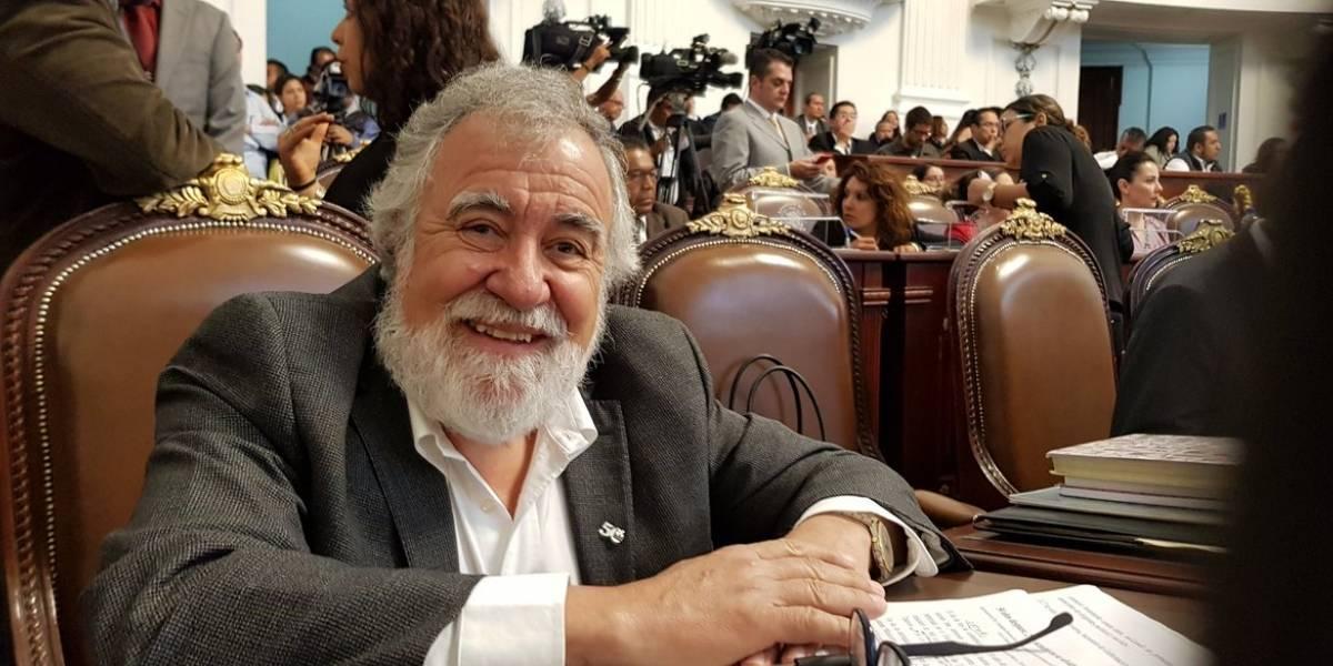 Encinas pide licencia al Congreso CDMX; alista su llegada a Segob