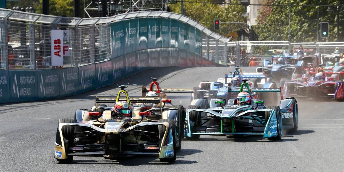 Los autos eléctricos de la Fórmula E regresan a Chile en 2019