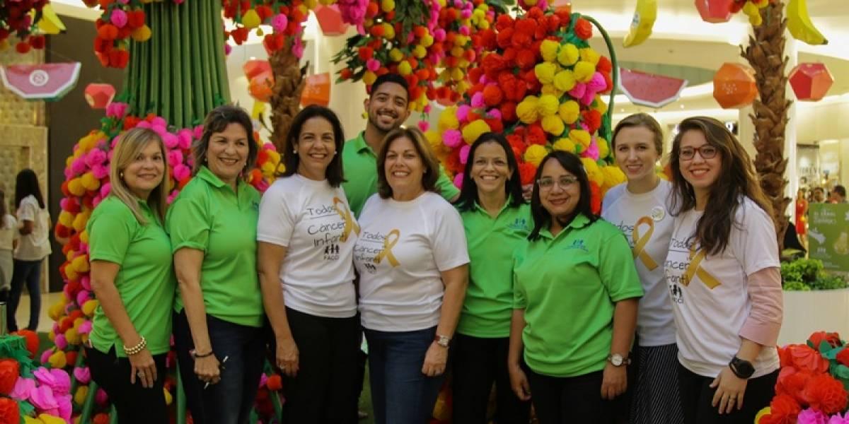 #TeVimosEn: Celebran con gran éxito sexta versión del Árbol de la Esperanza de Ágora Mall