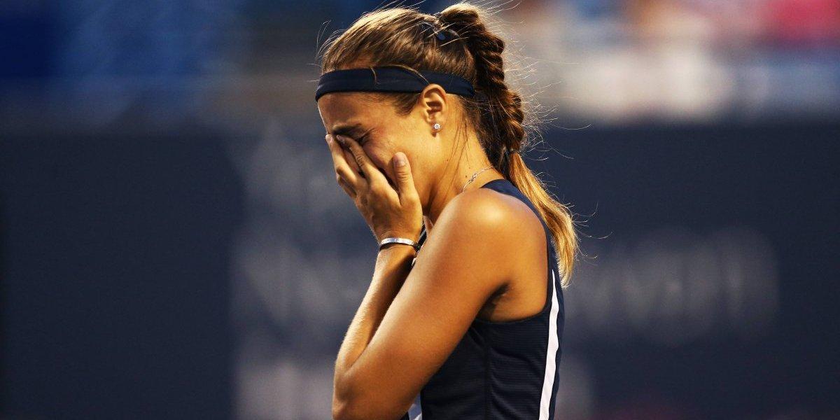 Mónica Puig se retira de Austria con otra lesión