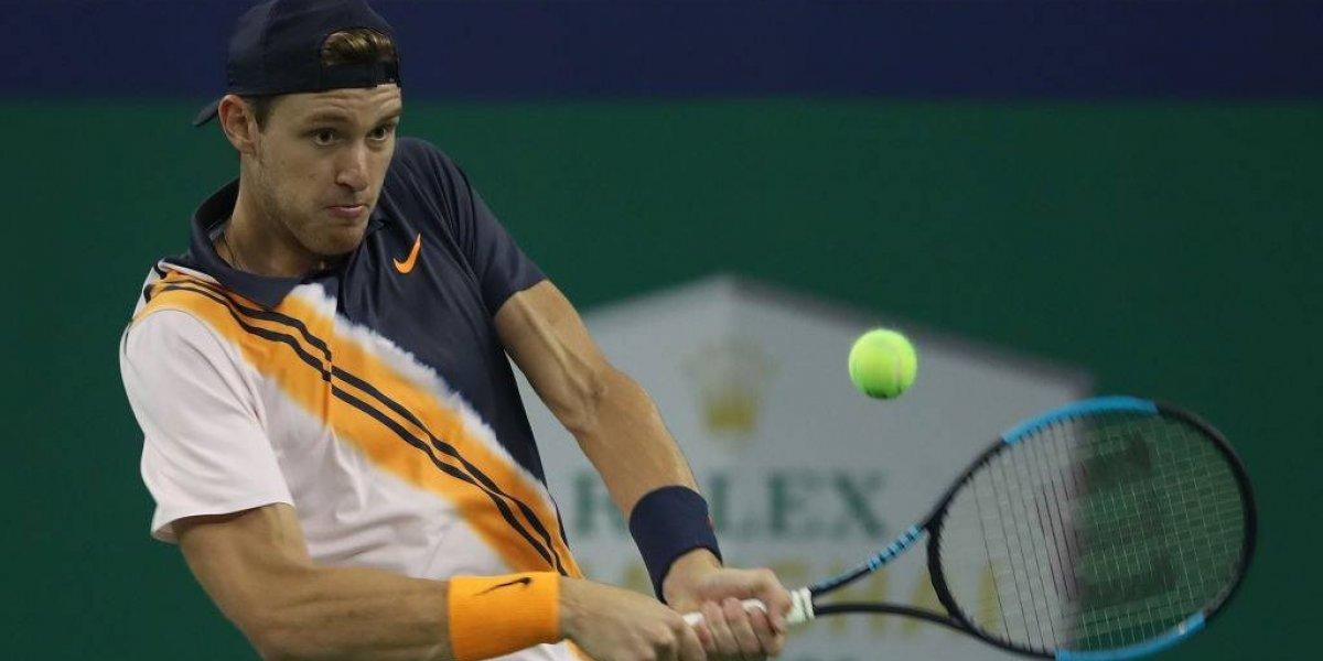 ¿Cuándo y a qué hora juega Nicolás Jarry en el ATP de Amberes?