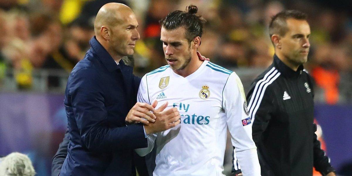 Gareth Bale, el 'culpable' de la salida de Zidane con el Madrid