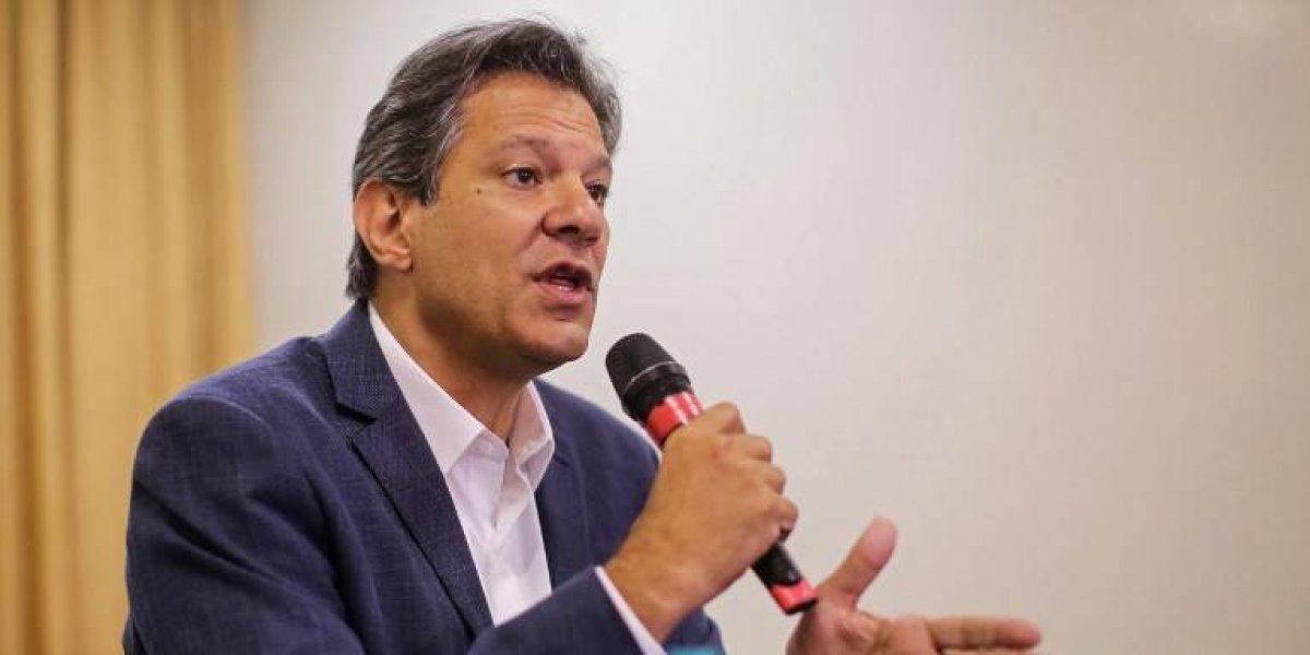 """Haddad responde a Bolsonaro después de que lo calificara de """"canalla"""""""