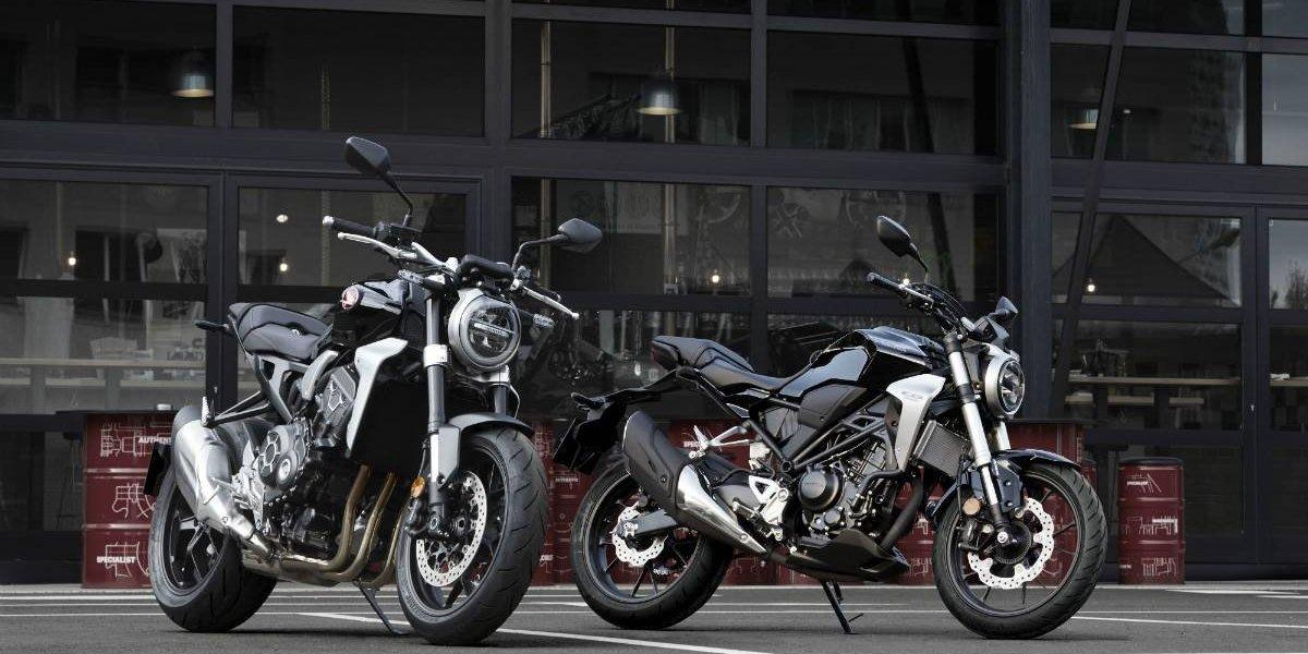 Honda Motos mezcla los tiempos con su línea Neo Sports Café