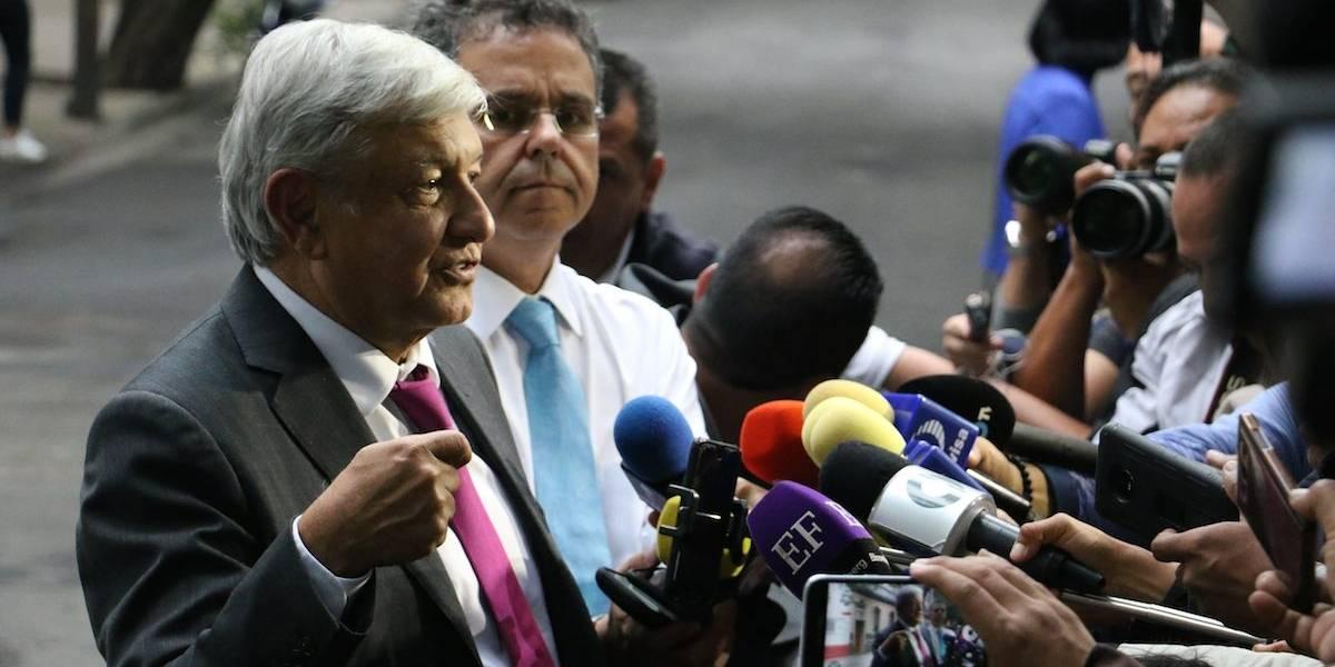 AMLO y gobernadores afinan reducción de impuestos en zona franca