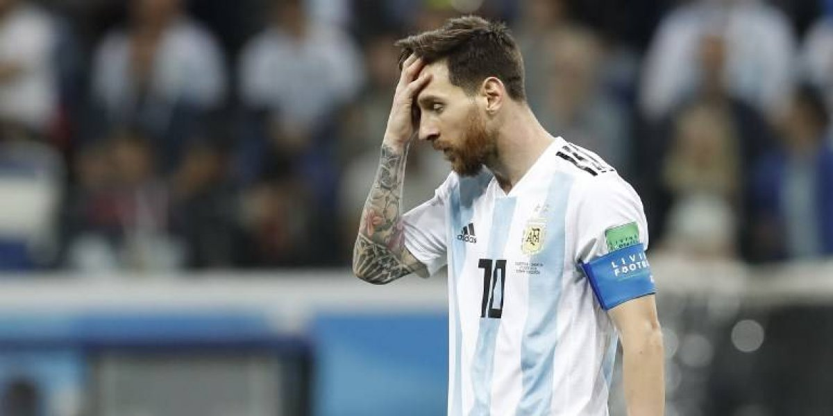 Sampaoli revela el gran sufrimiento de Messi durante el Mundial de Rusia