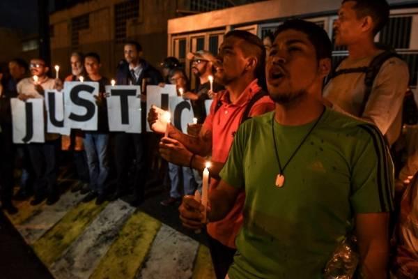Muerte de concejal opositor en Venezuela