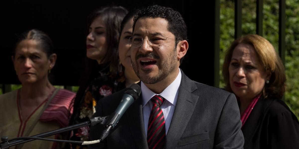 Nuevos delitos graves entre los 9 puntos legislativos de Martí Batres