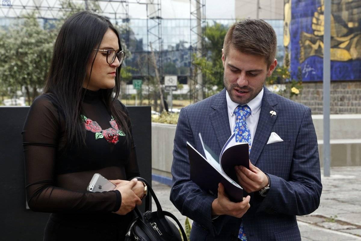 Felipe Rodríguez, abogado de Fernando Balda API