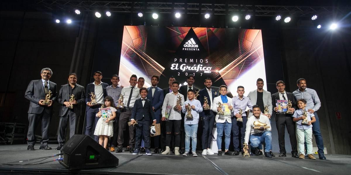 Los Premios El Gráfico se unen con la ANFP para convertirse en La Gala