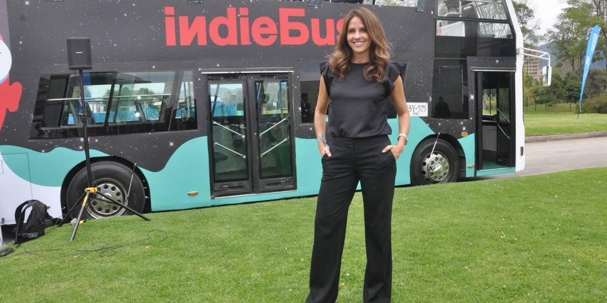 Paola Turbay promueve el cine para todos desde IndieBo