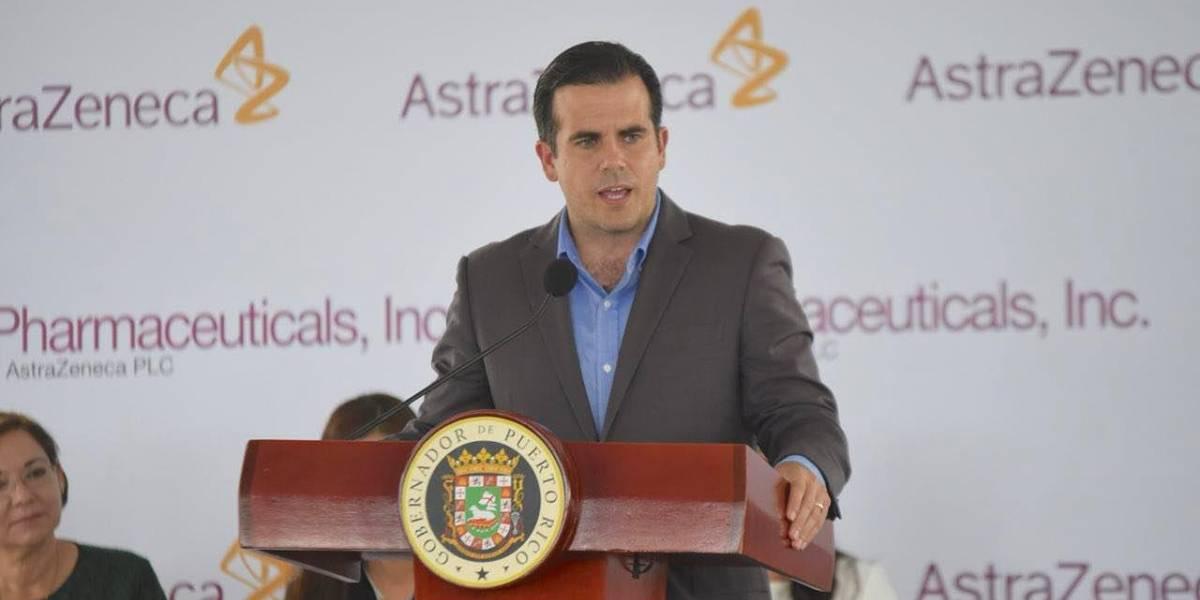 Rosselló retira del camino propuesta de Rivera Schatz