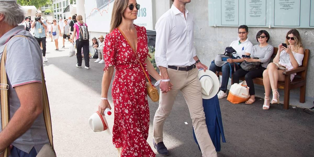 ¡A 8.500 euros el día! Pippa Middleton dará a luz en el mismo hospital que su hermana Kate