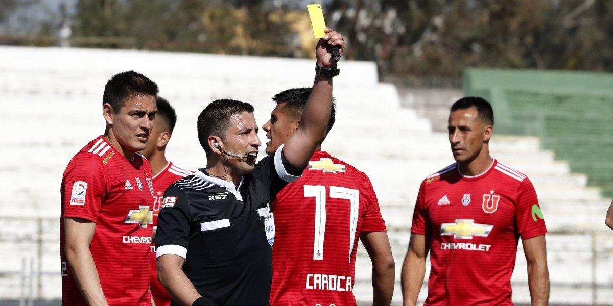 """""""Se nota que eres de Colo Colo, nos tienes mala"""": Los descargos de Pizarro y Herrera en la U contra Gamboa"""