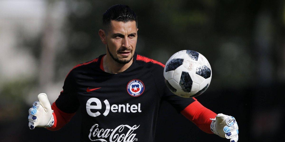 """Gabriel Arias regresa a las canchas: """"Quiero tener un nivel que me permita volver a la selección"""""""