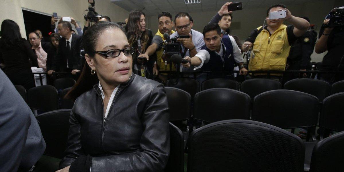 15 años de prisión a ex vicepresidenta de Guatemala por corrupción