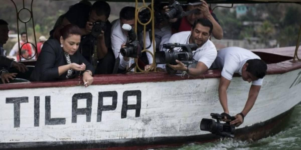 """""""Agua mágica"""", el fraude de Q137 millones que fraguó Baldetti"""