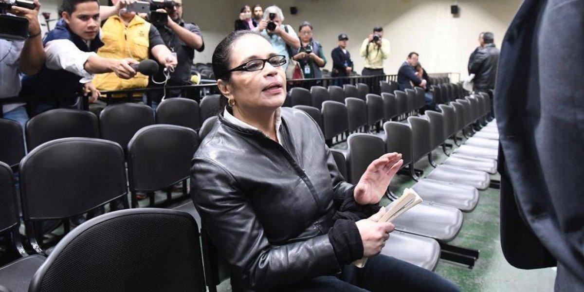 Caso lago de Amatitlán: Tribunal condena a 15 años de prisión a Baldetti