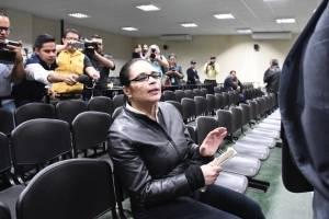 sentencia contra Roxana Baldetti en el caso lago de Amatitlán