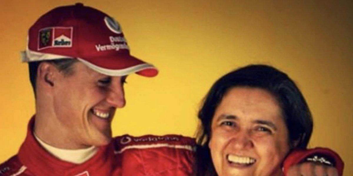GALERÍA: La otra mujer en la vida de Michael Schumacher