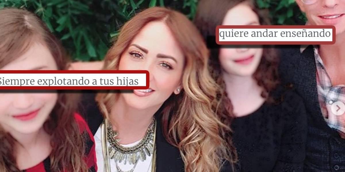 Mía Rubín, la hija de Andrea Legarreta, da una lección de madurez y calla a quienes la critican