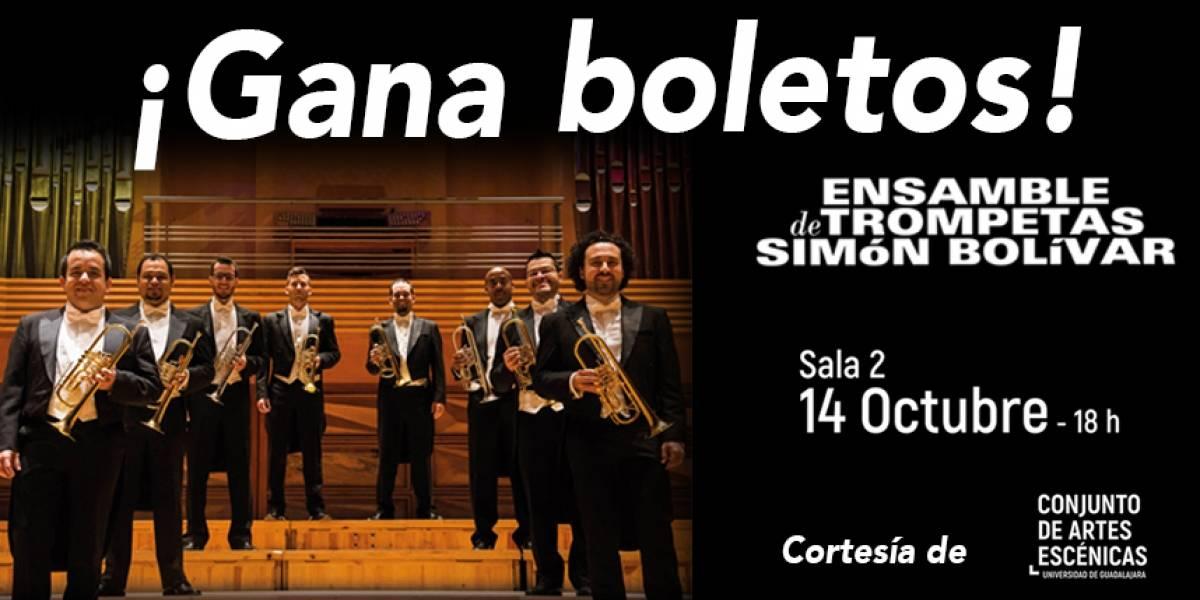 ¡Gana! Ensamble de Trompetas Simón Bolivar